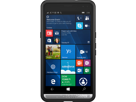 HP Elite x3 Mobile Scan-Lösung