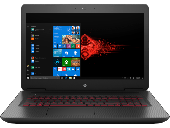 OMEN Laptop - 17t gaming Best Value - Center