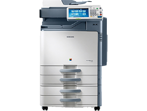 Samsung MultiXpress CLX-9821 Laser Multifunktionsdruckerserie