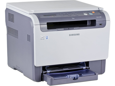 เครื่องพิมพ์ CLX-2160 Color LaserJet Multifunction series
