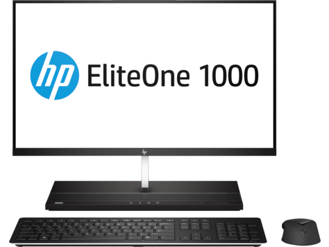 HP EliteOne 1000 G1 All-in-One -yritystietokone, 23,8 tuumaa