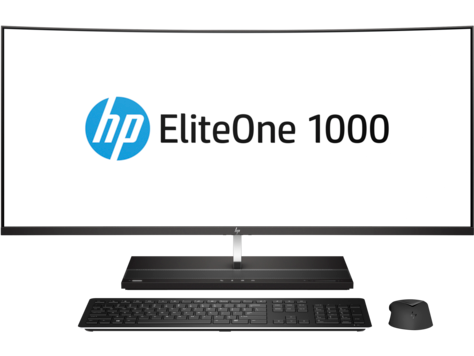 Business PC All-in-One HP EliteOne 1000 G1 34 pol. curvo