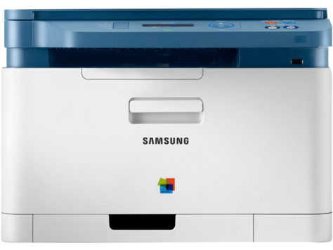 Samsung CLX-3300 Color Laser Multifunction Printer series