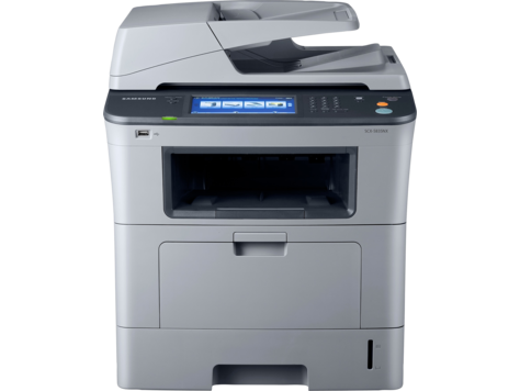 Samsung SCX-5835 Laser Multifunction Printer series