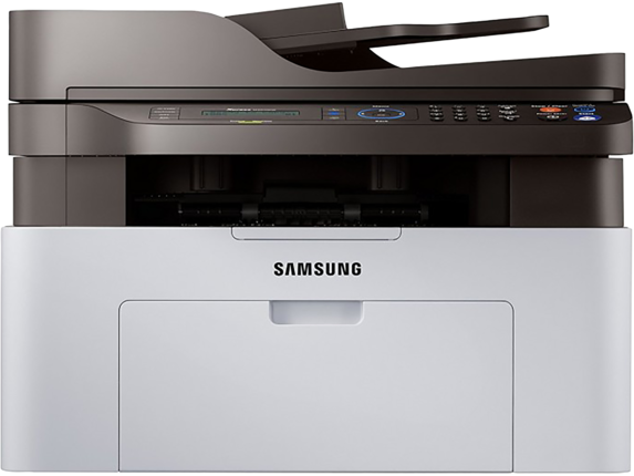 Samsung Xpress SL-M2070FW Laser Multifunction Printer - Center