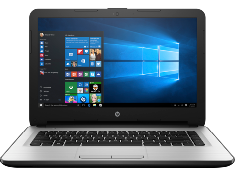 Notebook serie HP 14-am000