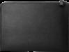 HP Elite 12.5 Black Leather Sleeve
