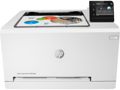 HP Color LaserJet Pro M253-M254 Printer series