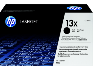 HP 13 Toner Cartridges