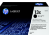 HP 13X High Yield Black Original LaserJet Toner Cartridge, Q2613X - Center