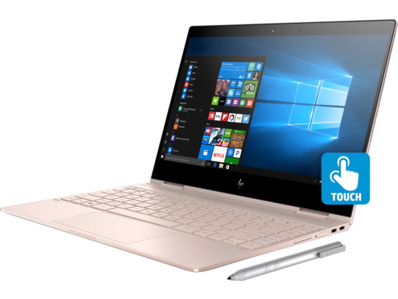 HP Spectre x360 - 13t Touch Laptop - Left