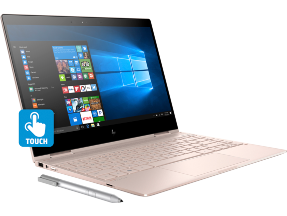 HP Spectre x360 Laptop - 13t touch - Right