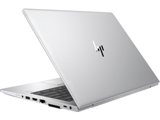 HP EliteBook 830 G5 Notebook PC - Customizable - Img_Left rear_320_240