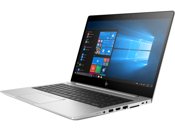 HP EliteBook 840 G5 Notebook PC - Customizable - Left