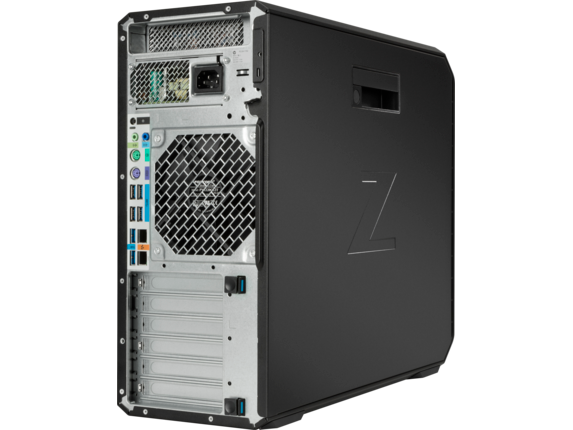 HP Z4 G4 Workstation - Rear