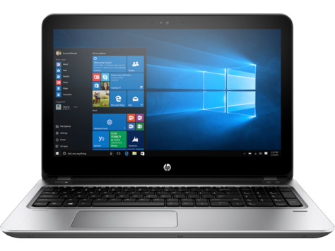 HP ProBook 455 G4 notebook