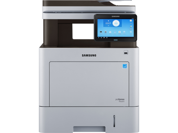 Samsung ProXpress SL-M4560FX Laser Multifunction Printer - Center