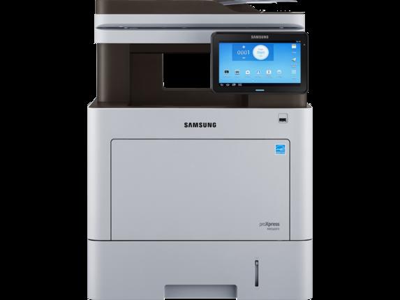 Samsung ProXpress SL-M4560FX Laser Multifunction Printer - Center