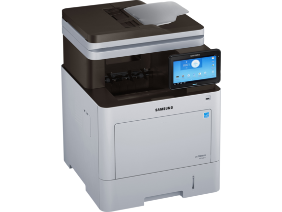 Samsung ProXpress SL-M4560FX Laser Multifunction Printer - Right