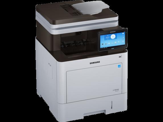 Samsung ProXpress SL-M4560FX Laser Multifunction Printer - Right