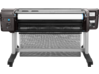 HP DesignJet T1700 44-in Printer - Rear