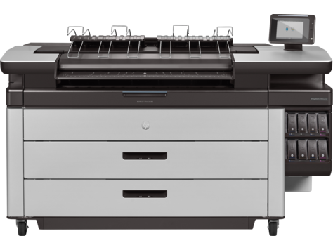HP PageWide XL 5100 Blueprinter-serie