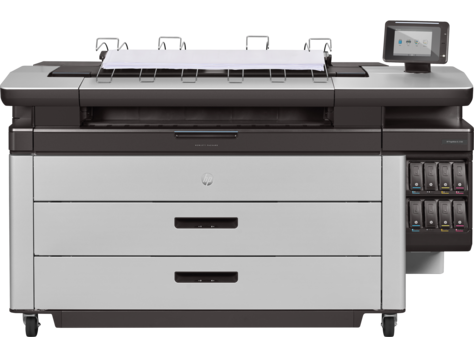 Impresora HP PageWide XL serie 5100