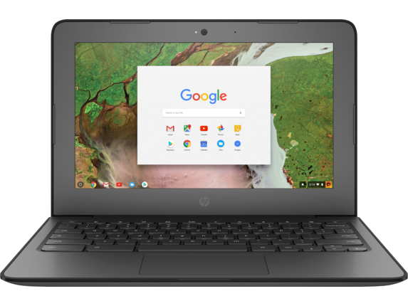 foto van chromebook