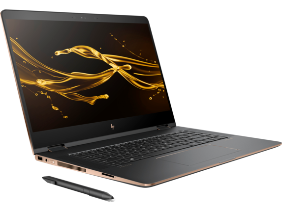 HP Spectre x360 Convertible Laptop - 15t touch - Right