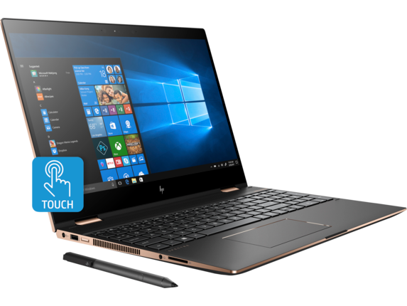 HP Spectre x360 - 15t Touch Laptop - Right