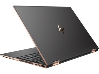 HP Spectre x360 - 15t Touch Laptop - Img_Left rear_320_240