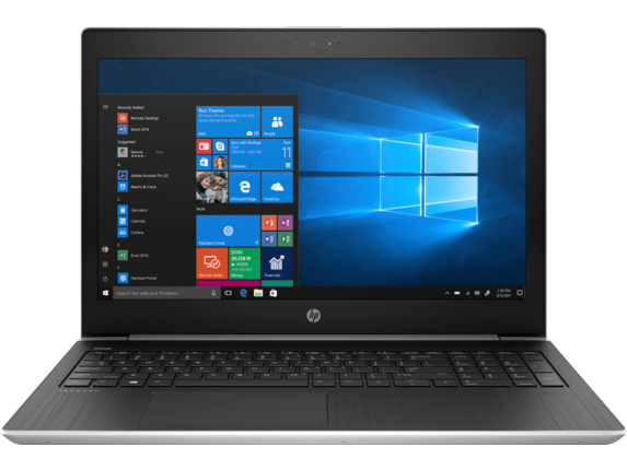 HP ProBook 455 G5 Notebook PC - Center
