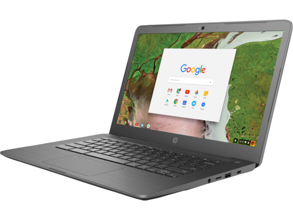 HP Chromebook 14 G5 Notebook PC - Customizable - Left