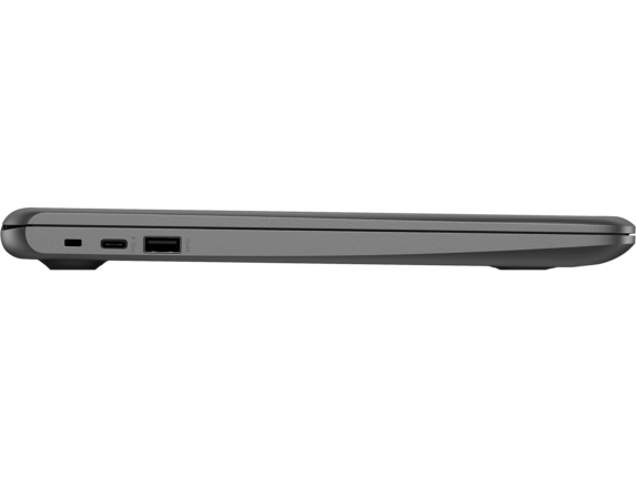 HP Chromebook 14 G5 - Right profile closed