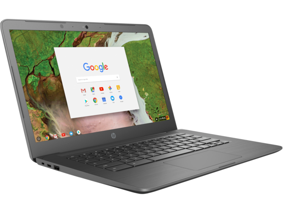 HP Chromebook 14 G5 Notebook PC - Customizable - Right