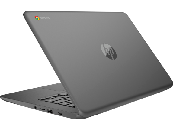 HP Chromebook 14 G5 - Rear