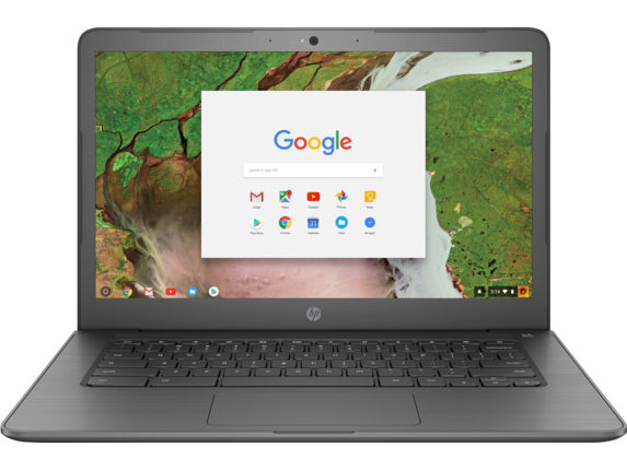 HP Chromebook 14 G5 - Center