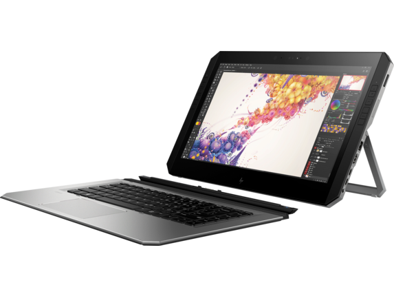 HP ZBook x2 G4 Detachable Workstation - Left