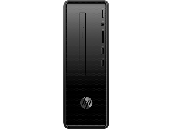 HP Slimline Desktop - 290-a0045m - Center