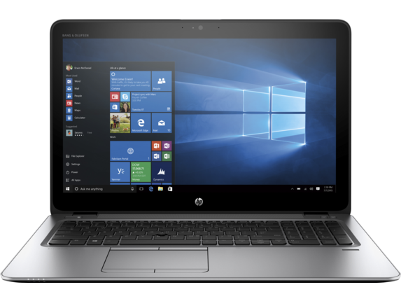 HP EliteBook 755 G4 Notebook PC - Center
