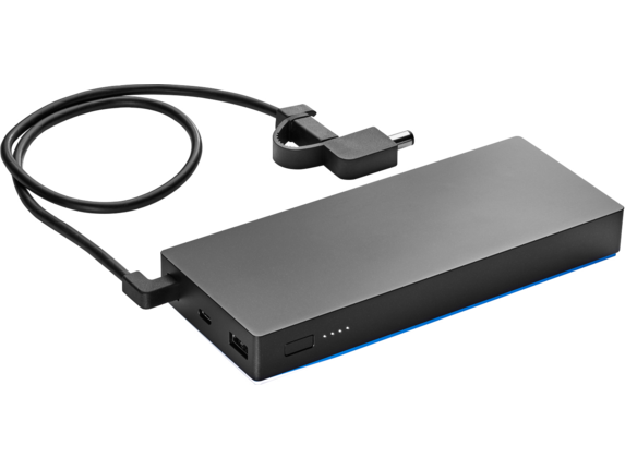 HP USB-C Notebook Power Bank - Right