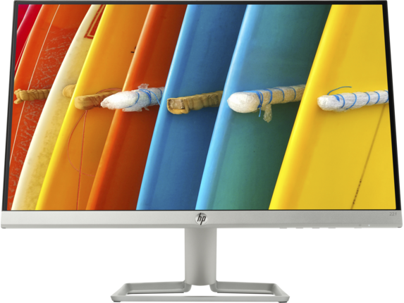 HP 22f 22-inch Display [FHD (1920 x 1080), 1000:1, 5 ms gray to gray (with overdrive)]