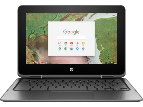 Ordinateur convertible HP Chromebook 11-ae000 x360