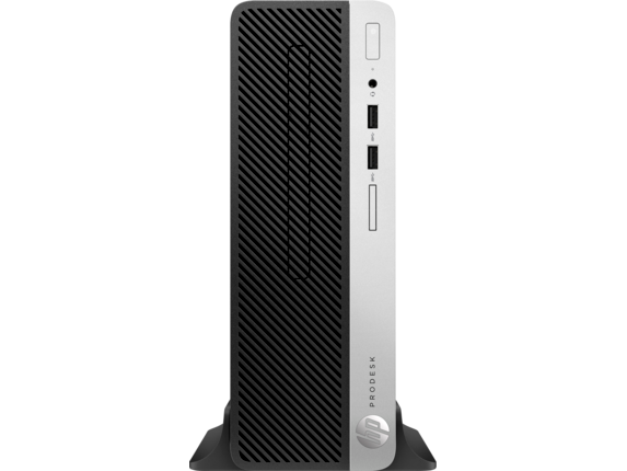 HP ProDesk 400 G4 Small Form Factor Desktop PC - Customizable - Center