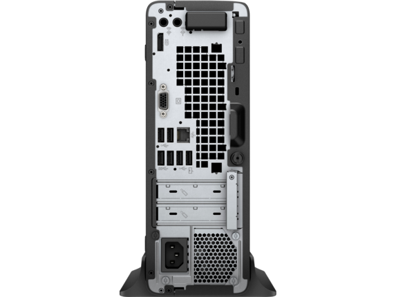 HP ProDesk 400 G4 Small Form Factor Desktop PC - Customizable - Rear