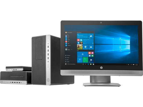 PC microtorre HP ProDesk 600 G3