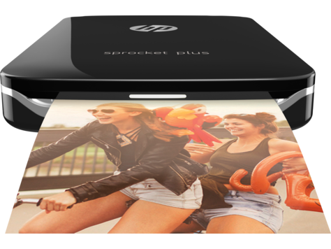 Принтер HP Sprocket Plus