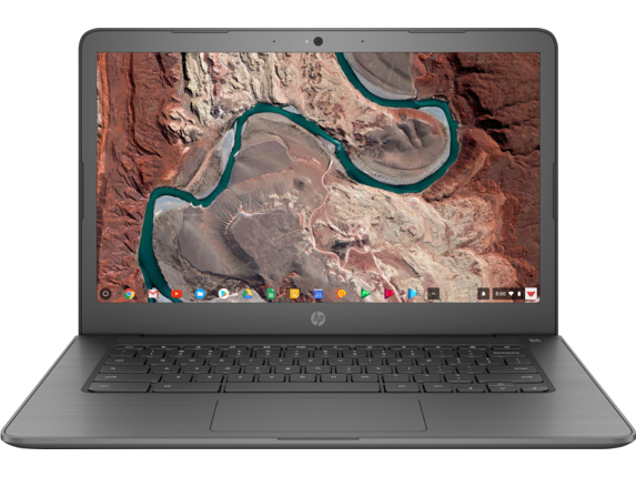 HP Chromebook - 14-ca020nr - Center