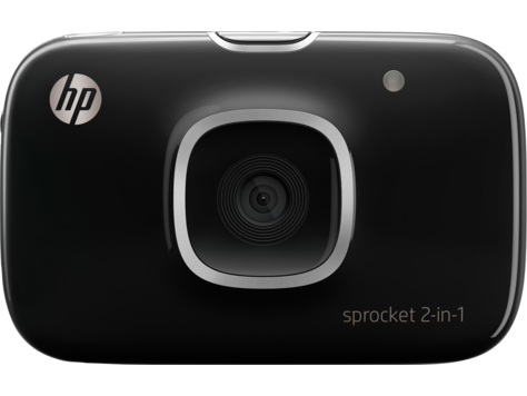 Impresora HP Sprocket 2 en 1