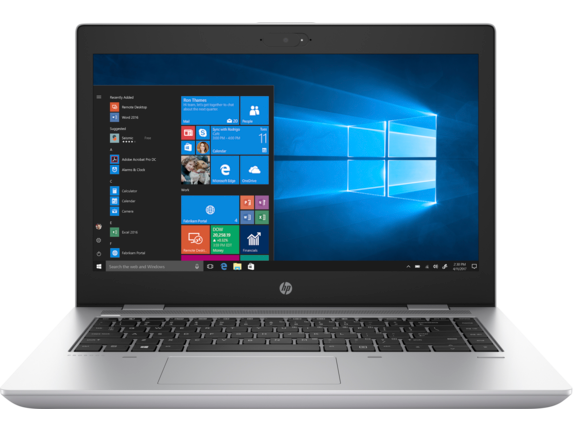 HP ProBook 640 G4 Notebook PC - Center